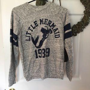 Ariel Little Mermaid 🧜♀️ Sweater Disney 1989